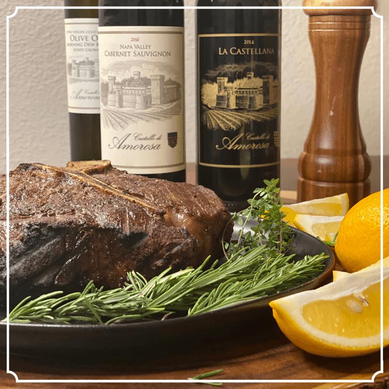 steak florentine recipe